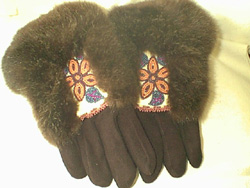 Alaska Native Crafts Art And Custom Fur Designs By