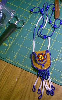 Athabascan beadwork of Alaska - National Native American Jewelry